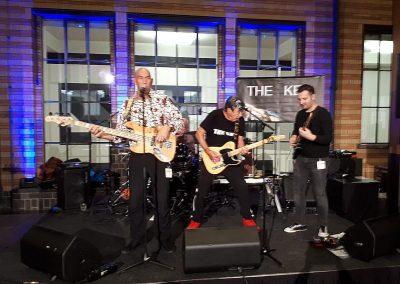 Band The Key speelde het dak eraf!