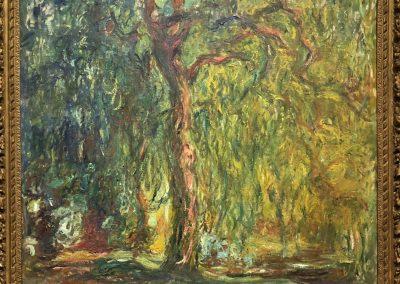 Monet schilderde graag natuur