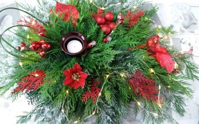 (Kerst-)groene vingers …